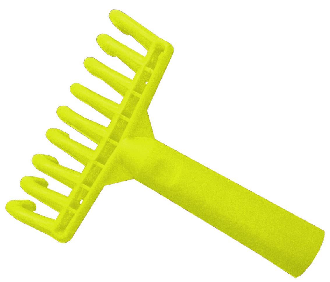 Riegolux 999375 R/âteau /à Olives 9 Dents Plastique