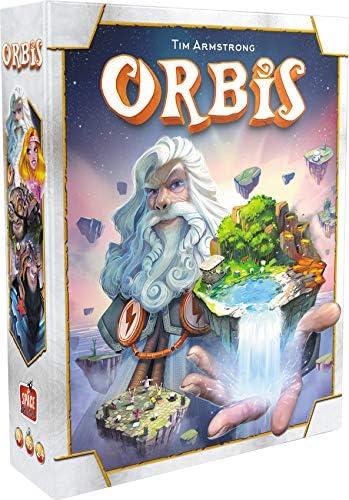 Asmodee- Orbis, SCOR01FR, Juego de Estrategia: Amazon.es: Juguetes ...