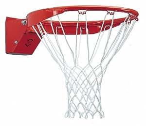Sure Shot Basketball - Aro de baloncesto, color rojo / blanco