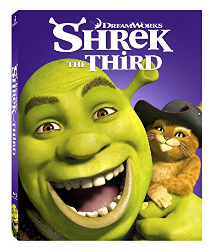 Shrek The Third [Blu-ray + DVD + Digital HD]