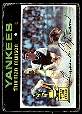 munson single personals 1979 topps thurman munson #310 psa gem mint 10 the august 2, 1979 news hit the yankee faithful like the - available at 2018 april 19-20 spring sports.