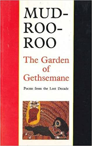 Book The Garden of Gethsemane: Poems From the Last Decade