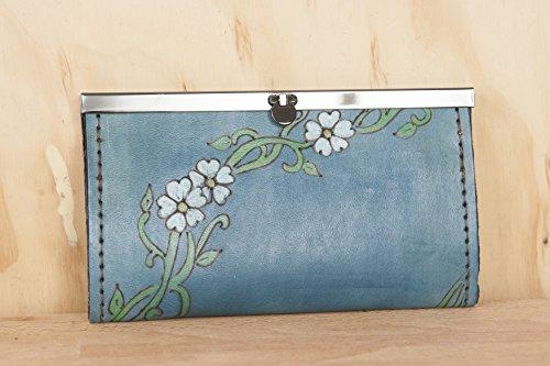 Willow Clutch Wallet (Large Clutch Vine Wallet)