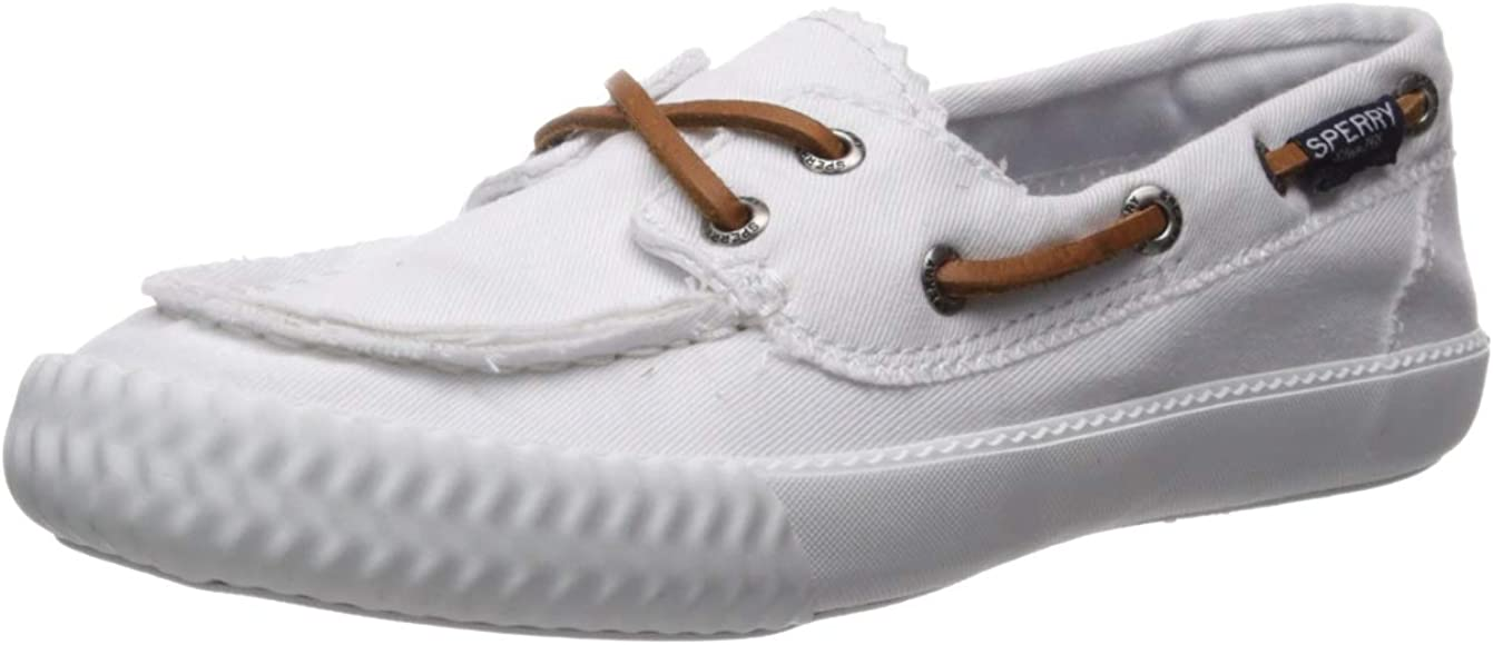 Sperry Womens Sayel Away Washed Sneaker