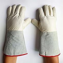 Inf-way Cryogenic Gloves Waterproof LN2 ...