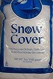 4 Bags Snow Cover 5 ounce Per Bag