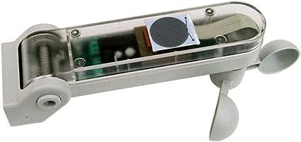 Anemometro Per Tende Da Sole.Seav Centrale Elettronica Besun Sensore Sole Vento Anemometro Per Tende Da Sole 3900991080 Amazon It Fai Da Te