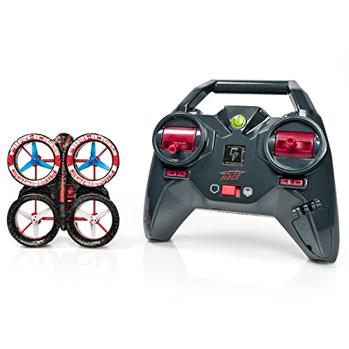 Air Hogs - Helix Ion Drone 2.4 Red/Black by Air Hogs