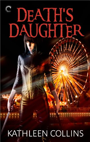 book cover of Death\'s Daughter