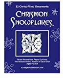 Chrismon Snowflake Ornaments, Sarah A. Keith, 0966512405