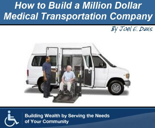 9 best selling medical transportation ebooks of all time bookauthority book cover of joel davis how to build a million dollar medical transportation company fandeluxe Gallery