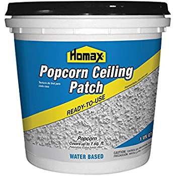 Popcorn Ceiling Patch White 1 Quart Ceiling Repair