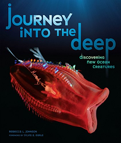- Journey into the Deep: Discovering New Ocean Creatures (Junior Library Guild Selection)