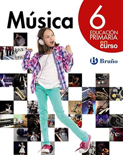 Descargar Libro En Curso Música 6 Primaria R.m. Montserrat