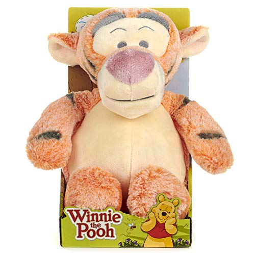 Winnie the Pooh Snuggletime Tigger Soft Toy, 12