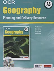 AS Geography for OCR LiveText for Teachers with Planning and Delivery Resource (OCR A Level Geography)