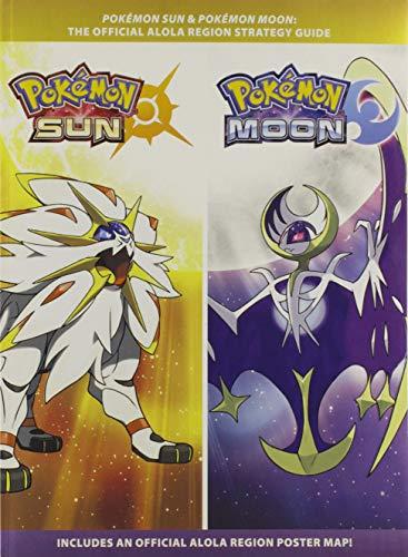 Pokemon Company International, Pokemon Sun & Pokemon Moon Guide Paperback (Pokemon Ultra Sun And Ultra Moon Guide)