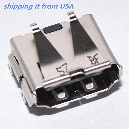FOR Playstation 3 PS3 Slim CECH-3000 3001 HDMI Port Socket Interface - In Lens Brands India