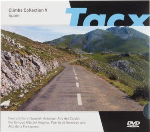 Tacx Real Life Video for VR Trainers: Climbs Collection V-Spain