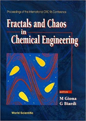 Chaos and Fractals in Chemical Engineering: Proceedings of the Cfic '96 Rome, Italy 2-5 September 1996
