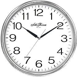 NEW 2016 Seth Thomas Bridgeport Wall Clock