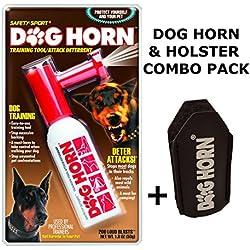 DOG HORN (Combo Pack Horn & Holster)