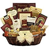 GreatArrivals Gift Baskets Peace & Prosperity Large Chocolate Holiday Christmas Gift Basket, 4.08 Kg