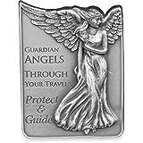 AngelStar 15732 Metal Visor Clip, 2-1/2-Inch, Guardian Angels