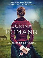 La herencia de Agneta: Por la autora de La isla de las mariposas (Grandes Novelas) (Spanish Edition)