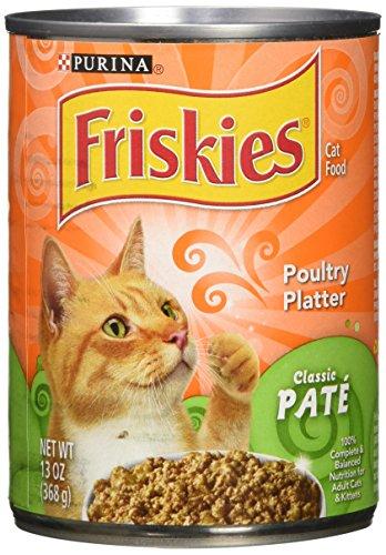 Friskies Classic Pate - Mixed Grill - 12x13 oz