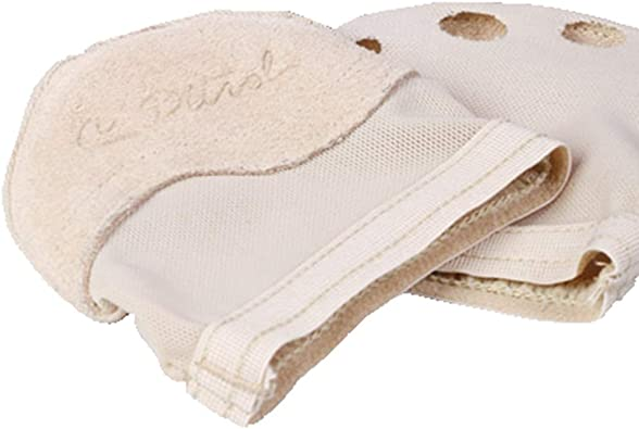 All Sizes:S M L Ballet Lyrical Dance Shoes Nude 1*Pair Foot Thong