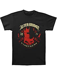 Men's Fortress Banner Slim Fit T-Shirt Black