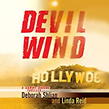 Devil Wind: A Sammy Greene Thriller Audiobook by Linda Reid, Deborah Shlian Narrated by Barbara Whitesides