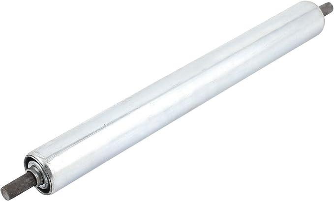 Aexit Rouleau de convoyeur en acier, diamètre 40 mm x 3,5 cm