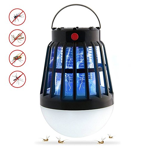 Solar Insect Zapper Lights in Florida - 3