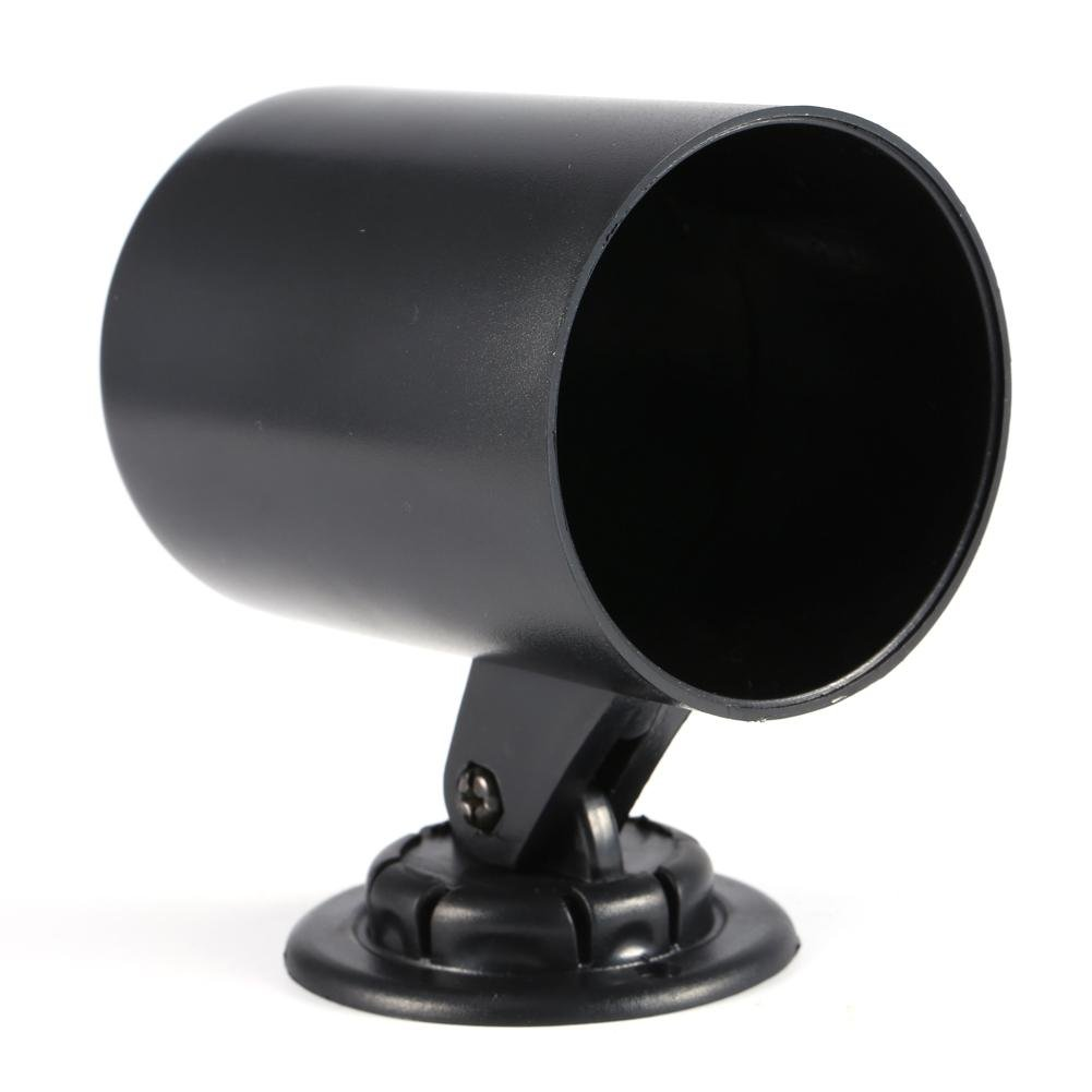 2inch 52mm de Tenedor del indicador del tablero de instrumentos universal soporte para tablero de un solo orificio