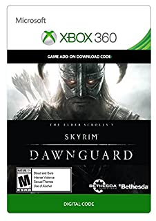 The Elder Scrolls V: Skyrim: Dawnguard - Xbox 360 Digital Code (B00O97TL1Y) | Amazon Products