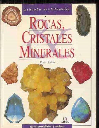 Descargar Libro Rocas, Cristales Y Minerales Rosie Hankin