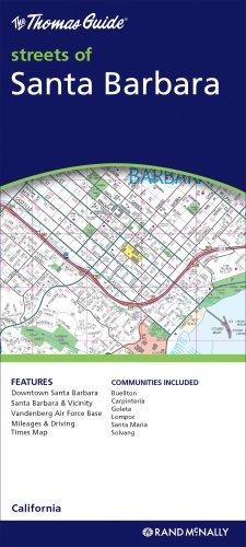 Download Rand McNally Santa Barbara, California PDF