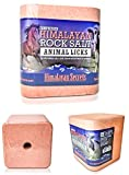 5.5 LB Compressed Himalayan Salt Lick for Horse, Cow, Goat,...