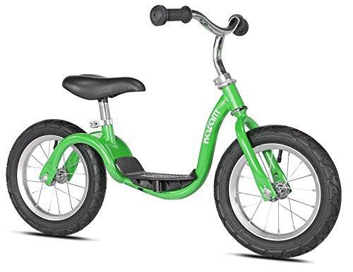 KaZAM v2s No Pedal Balance Bike 12-Inch Green [並行輸入品] B07BNS6XCM