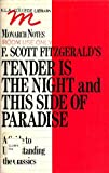 Monarch Tender Is the Night, Stanley Cooperman, 0671006681