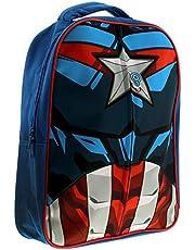 Children's Marvel Captain America Torso Backpack