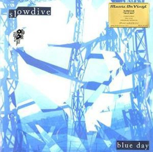 Vinilo : Slowdive - Blue Day (Holland - Import)