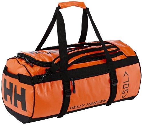 Helly Hansen 50-Litre Duffel Bag, Spray Orange, Standard by Helly Hansen