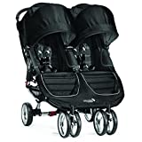Baby Jogger 2016 City Mini Double Stroller - Black Gray
