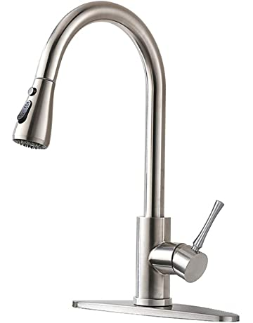 MOEN Genta Single Hole Single Handle Bathroom Faucet in Matte homedepot.com p MOEN GentaBathroom Faucet in 304930079