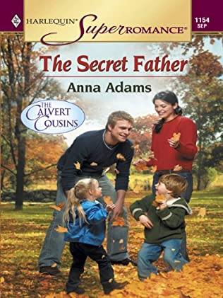 book cover of The Secret Father