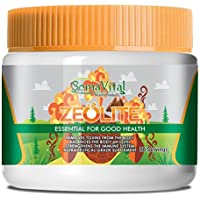 SomaVital Zeolite Powder Removes Toxins, Improves Immune System, Weight Loss Aid, Normalizes Blood Pressure. 100…