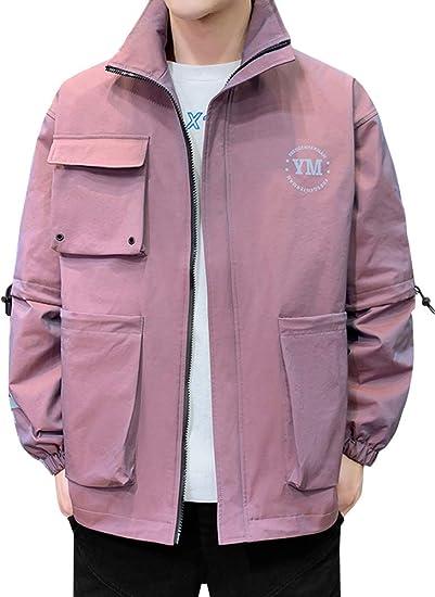 [ネルロッソ] ブルゾン メンズ ジャンパー スタジャン 大きいサイズ ミリタリージャケット ライダース 正規品 cmh24712